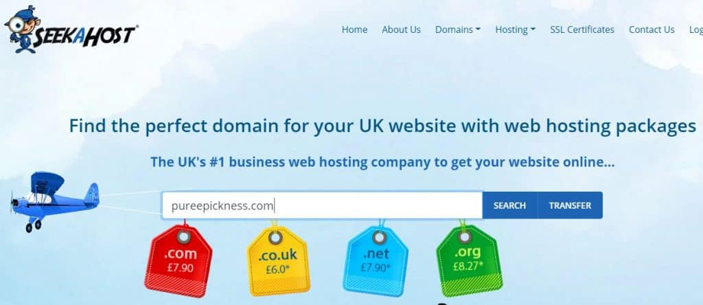How to Start a Website in 5 Minutes   SeekaHost UK