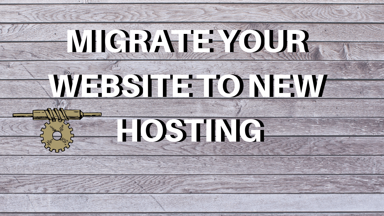Migrate Your Website