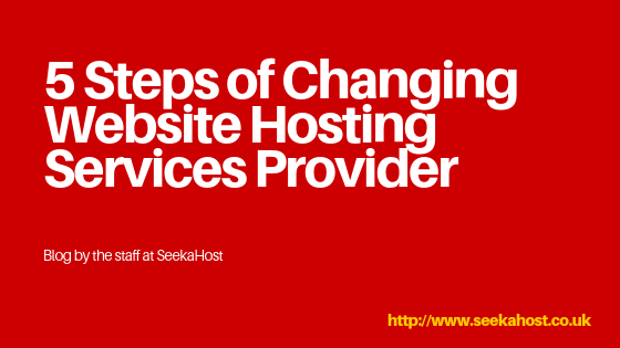 Changing-Web-Hosting-Services-Provider