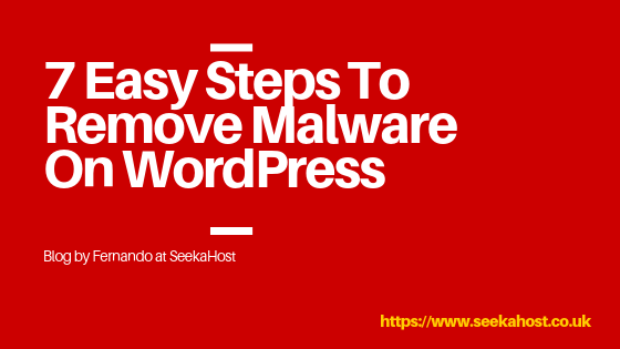 Steps-To-Remove-Malware-On-WordPress