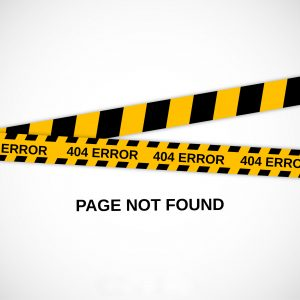 http error code 404