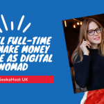 Make Money Online as Digital Nomad