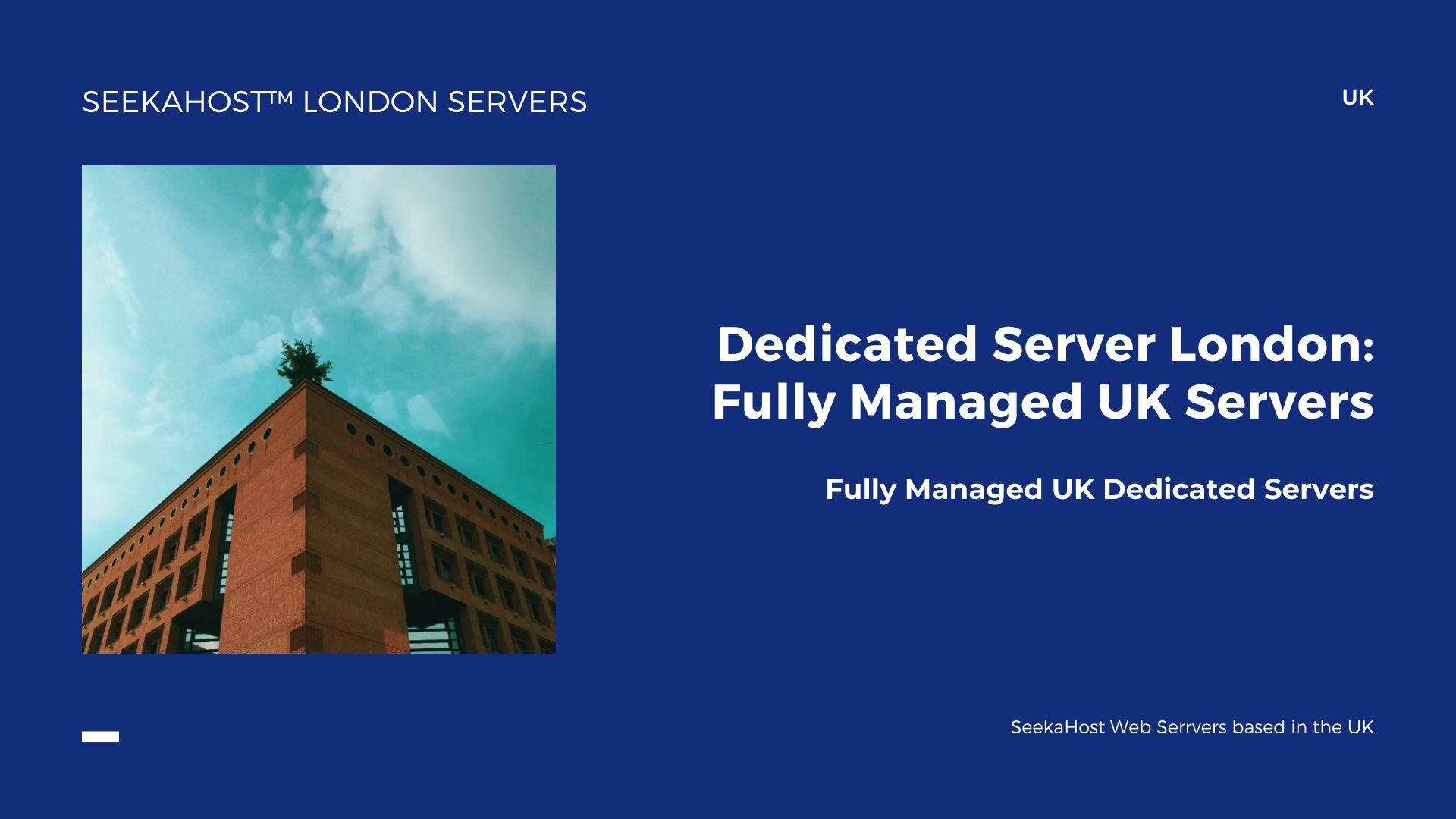 Dedicated-Servers-London