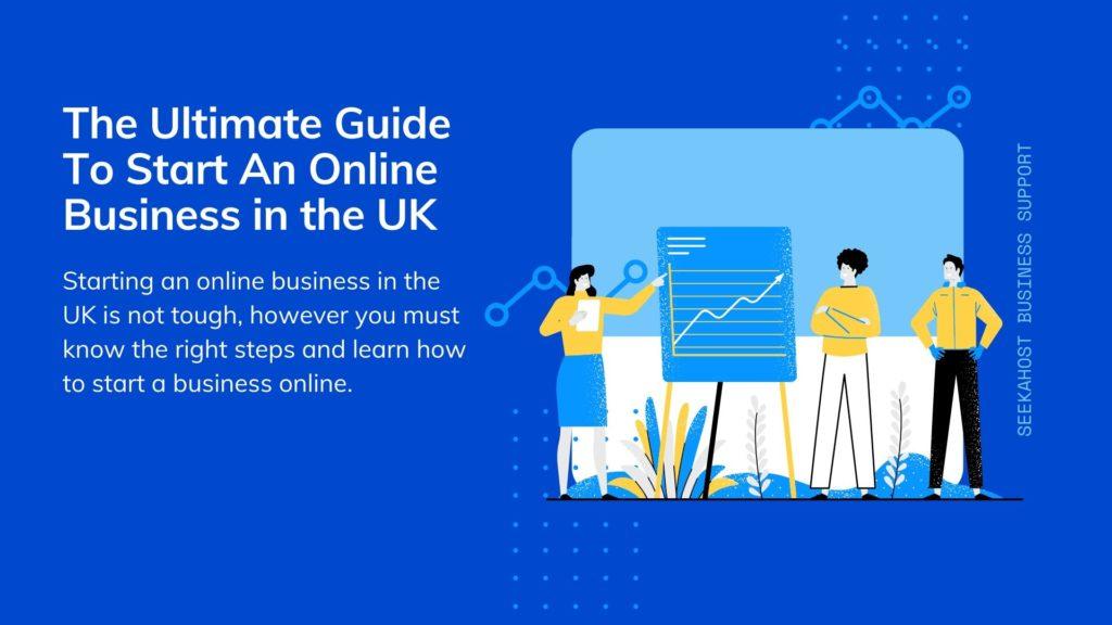 Online Busines Starter Guide In UK