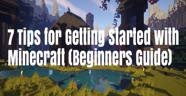 getting-started-minecraft