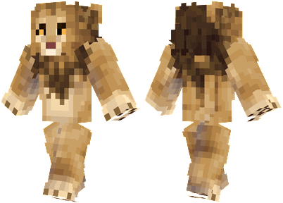 lion-skin