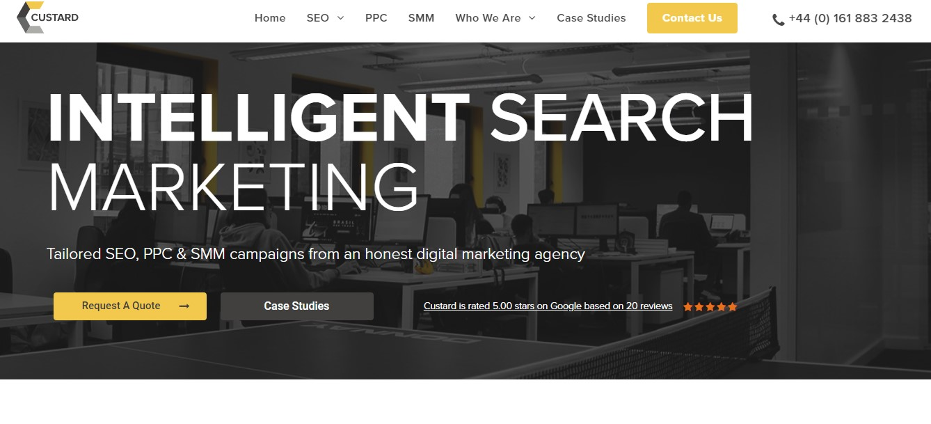 Custard SEO Agency
