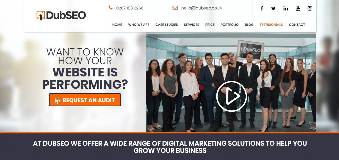 Dub SEO Agency