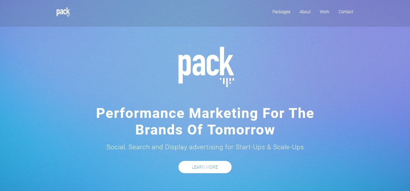 Pack Digital Marketing Agency