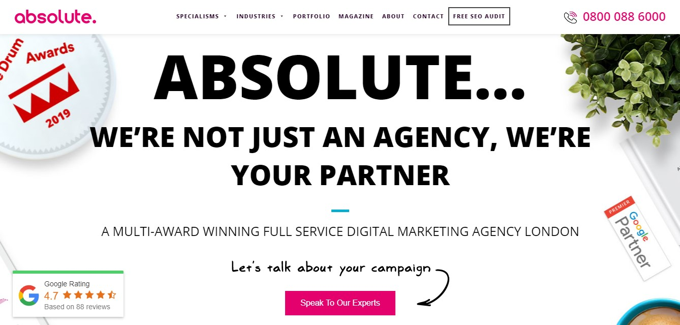 Absolute Digital Agency