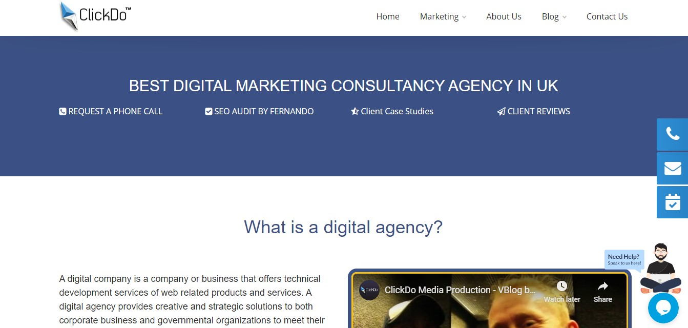 clickdo Digital Marketing Agency