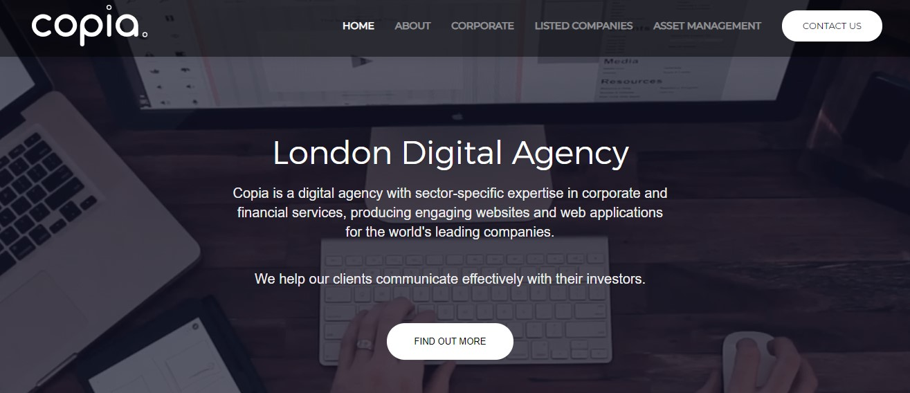 copia Digital Agency