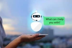 Chat-bot - AI in Web Hosting Development