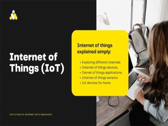 what are Internet Of Things