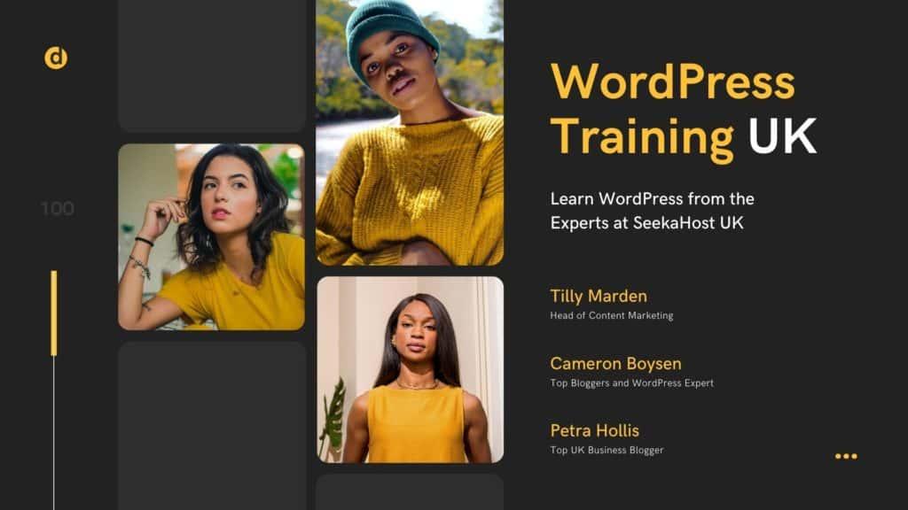 WordPress-Training-UK
