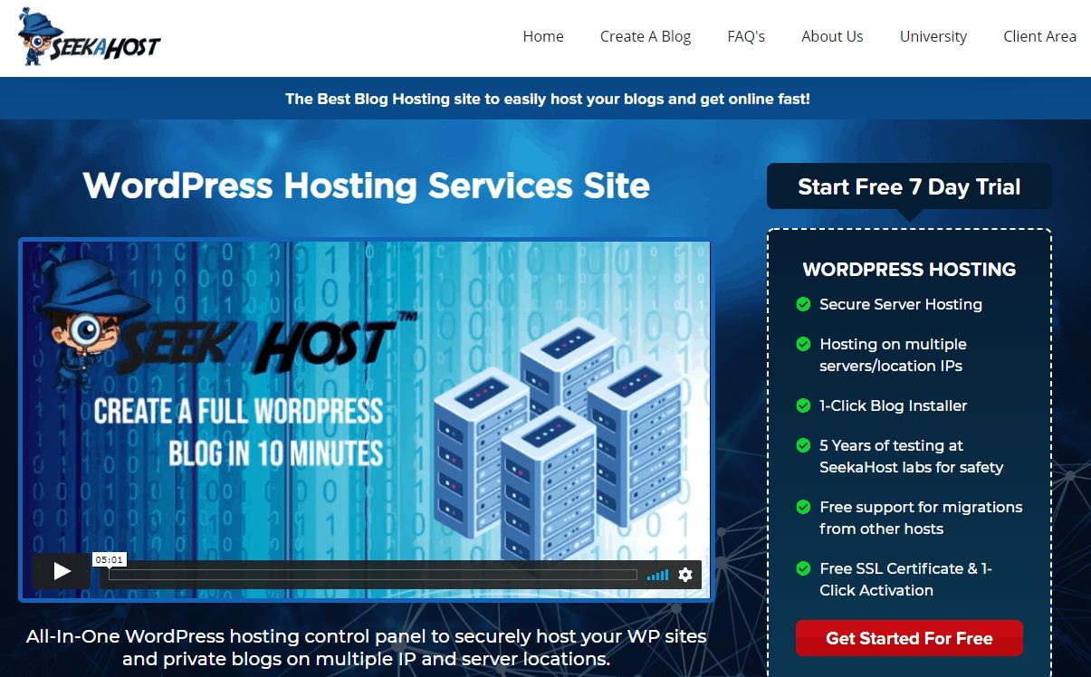 WP-Hosting-control-panel